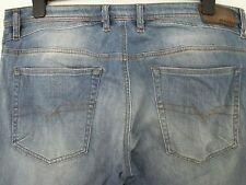 Diesel Shioner Slim-Lavado De Jeans Skinny Fit 0RJ00 W36 L32 (a1711)