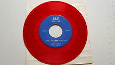 "LEW TOBIN - When I'm Away from You / Tell Me Why RARE 7"" Big Band Swing RED WAX"