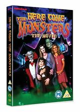Here Come The Munsters - DVD NEW & SEALED - Edward Hermann