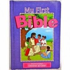 Title: My First Bible for Children of Color