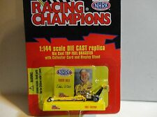 Racing Champions 1997 Edition 1:144 Scale Eddie Hill  Top Fuel Dragster