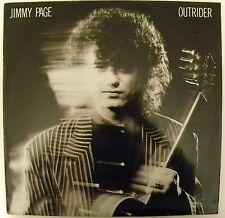 Jimmy Page Outrider Lp Vinyl 33 Giri