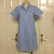 Blue check dress,Gingham.Professional hospital or Fancy dress Dorothy.Oz Size 10