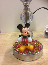 Disney Mickey Mouse lamp. childrens Bedroom table light