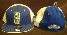 Denver Nuggets NEW ERA 59FIFTY Fitted Hat NBA/Alternate Logo Throwback Sz 7 1/8