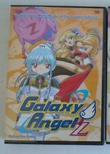 Galaxy Angel Z - Vol. 2: Galaxy-Size Combo (DVD, 2005) Excellent ANIME Ship Fast