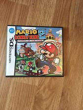 Mario vs. Donkey Kong 2: March of the Minis  Nintendo DS Cib Game Complete NG2