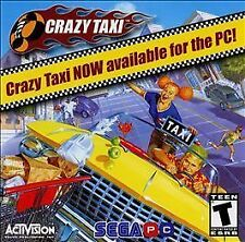 Crazy Taxi (PC CD-ROM) Jewel Case by Activision