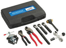 OTC 8pc Battery Terminal Maintenance/ Cleaner Kit, Ratchet Wrenches & Case #4631