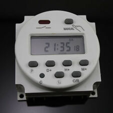 Ebay LED Digital Power Programmable Electronic Timer Switch AC 220-240V 16A New
