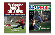 Soccer Goalkeeping Book and DVD - Free Shipping