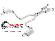 Borla Cat-Back Exhaust Touring 11-16 Jeep Grand Cherokee 5.7L AT 140406
