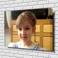 """Personalised A2 15""""x20"""" Canvas Print, Your PHOTO/PICTURE 30mm Deep Frame~320gsm"""