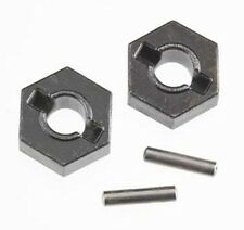 Traxxas 4954R Wheel Hex Hubs/Axle Pins 14mm T/E-Maxx Revo Slayer Summit