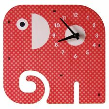 Elephant Trunk Clock Modern Moose