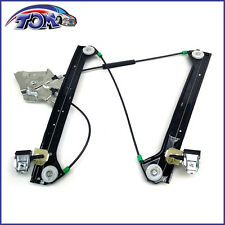 BRAND NEW FRONT DRIVERS SIDE POWER WINDOW REGULATOR FOR 03-11 SAAB 9-3