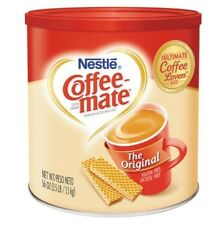 Nestlé Coffee Mate Original Powdered Creamer 56 Oz, FREE SHIPPING, NEW DELICIOUS