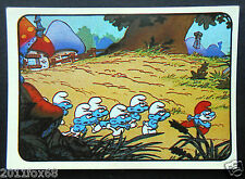 figurines cromos los pitufos cards figurine i puffi 12 panini 1982 the smurfs tv