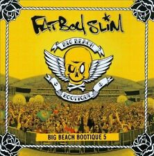 NEW - Big Beach Bootique 5 (CD/DVD) by Fatboy Slim