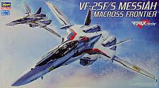 Hasegawa Macross 24 VF-25F/S MESSIAH MACROSS FRONTIER 1/72 scale kit