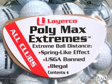 Illegal golf product Poly Max Extremes USGA banned for Nike Vapor Flex 440 club
