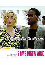 Disc Only 2 Days In New York (DVD, 2012) #A119