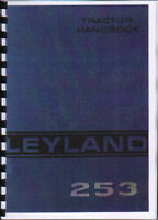"Leyland ""253"" Tractor Operator Manual Book"