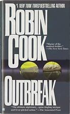Outbreak by Robin Cook (1991, Paperback, Reissue)