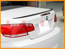BMW 328i 335i M3-Type #668 Jet Black Trunk Spoiler for E93 Convertible 2007-2013
