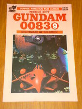 MOBILE SUIT GUNDAM 0083 #9 NIGHTMARE OF SOLOMON GN