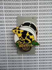 Hard Rock Cafe Panama Hotel 2014 - Frog on Logo in front of Drum Pin