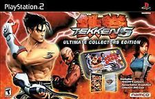 Tekken 5: Ultimate Collector's Edition (Sony PlayStation 2, 2005)