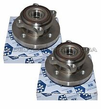 Front L + R Wheel Hubs + Bearings for Mini Cooper R50 R52 R53 31226756889 SET 2
