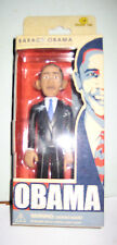 "Barack Obama ""An Action figure we can believe in ""USA election 2008 doll"