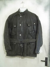 VINTAGE 60'S LEWIS LEATHERS AVIAKIT WAXED MOTORCYCLE JACKET SIZE M