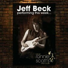 Performing This Week Live at Ronnie Scott´s [Vinyl] Jeff Beck   - 2LPs- Neu!
