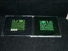 SONUS: 4FOUR D EP (CD, 4 TRACKS, 1997)