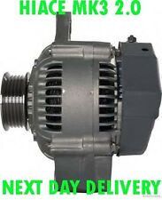 TOYOTA HIACE MK3 2.0 1989 1990 1991 1992 1993 1994 1995   1998 RMFD ALTERNATOR