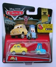 Disney Pixar Cars  LUIGI & GUIDO  Very Rare UK !!