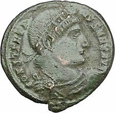 CONSTANTINE I the GREAT Ancient Roman Coin Legion Glory of the Army  i41162