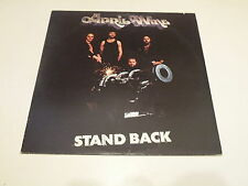 APRIL WINE - STAND BACK - LP 1975 ATLANTIC MADE IN U.S.A. - NM/VG++ - ROCK LP