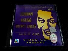 Tan Sri P.Ramlee Video CD VCD Kemangan Sepanjang Zaman Vol 2 *Rare*