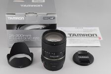 """#1402 """"Mint in Box"""" Tamron 28-300mm F3.5-6.3 Di VC PZD for Canon from JAPAN"""