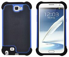 Shock Proof Heavy Duty Tough Armour Hard Case Cover For Samsung Galaxy Note 2