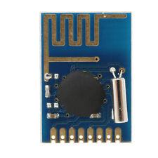 2pcs Ultrathin Similar NRF24L01 2.4G Wireless Data Transmission Module 1.27 SMD