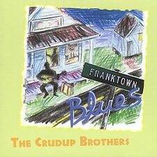 Crudup Brothers - Franktown Blues CD NEW