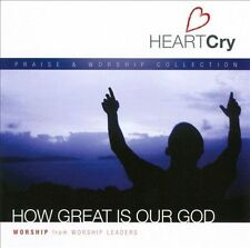 Heart Cry, Vol. 2: How Great Is Our God by Various Artists (CD, 2012, Curb)