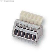 WAGO - 233-208 - TERMINAL BLOCK, PCB, 8WAY