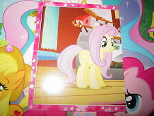 MY LITTLE PONY MON PETIT PONEY TOPPS 2014 IMAGE STICKER AUTOCOLLANT N° 84