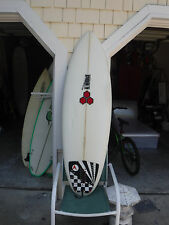 5'6 AL Merrick Biscuit SURFBOARD//FINS, LEASH WAX INCLUDED!/FREE SHIPPING!